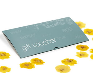 Spa Gift Voucher